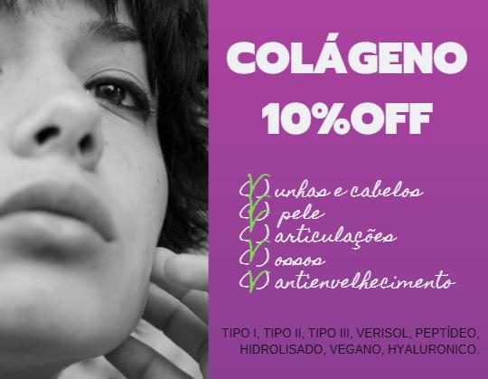 Colágeno - Topo mobile