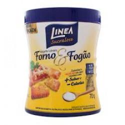 Adoçante em Pó Forno e Fogão 70g Linea