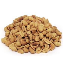 Amendoim Frito Sem Pele Com Alho Granel
