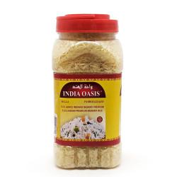 Arroz Indiano Basmati Parboilizado 1Kg India Oasis