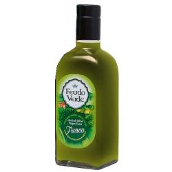 Azeite Extravirgem Espanhol Sem Filtrar 500ml Feudo Verde