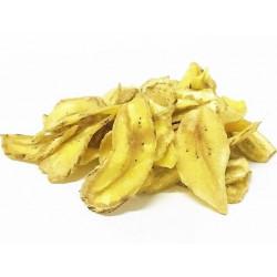 Banana Chips Salgada Granel