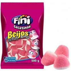 Beijos de Morango 500g Fini