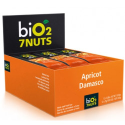Bio2 7Nuts Damasco Display 12x25g