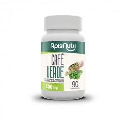 Cápsulas de Café Verde 90 de 400mg Apisnutri