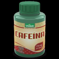 Cápsulas de Cafeína 60 de 210mg Vitalab
