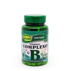 Complexo B 60 Cápsulas Unilife