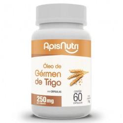 Cápsulas de Óleo de Germe de Trigo 60 de 250mg Apisnutri