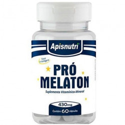 Cápsulas Pró Melaton 60 de 430mg Apisnutri