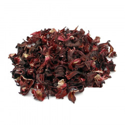 Chá Flor de Hibiscus Granel