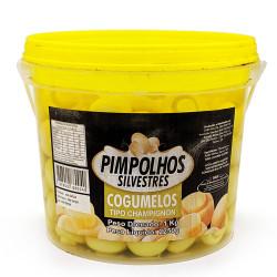 Champignon Inteiro 1kg Pimpolho