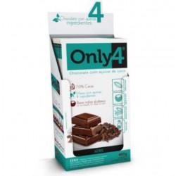 Chocolate Nibs de Cacau 70% Display 480g Only4