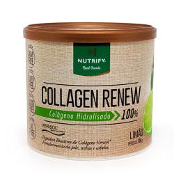 Collagen Renew Colágeno Hidrolisado Limão 300g Nutrify