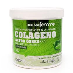 Colágeno Hidrolisado Artro-Ósseo 200g Magry Leve Apisnutri