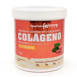 Colágeno Hidrolisado Slim-Goji 200g Magry Leve Apisnutri