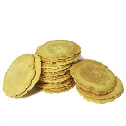 Cookies Sembei ao Leite Granel