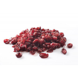 Cranberry Glaceado e Desidratado Granel
