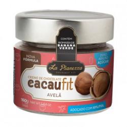 Cacaufit  Avelã 0 Açúcar 160g  La Pianezza