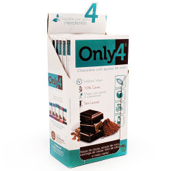 Chocolate Cacau Puro 70% Display Only4