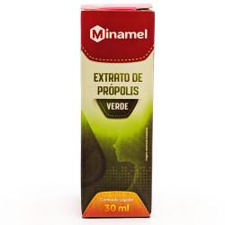 Extrato de Própolis Verde 30ml Minamel