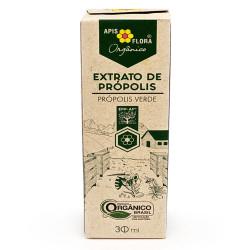 Extrato de Própolis Verde Orgânico 30ml Apis Flora