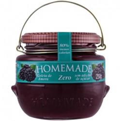 Geléia de Amora Zero Premium 250g Homemade