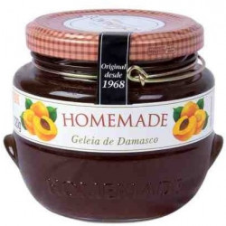 Geleia de Damasco Premium 320g Homemade