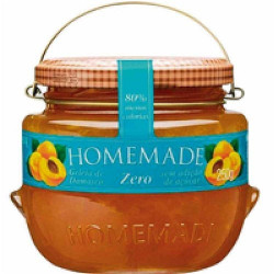 Geléia de Damasco Zero Premium 250g Homemade