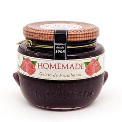 Geléia Premium Tradicional de Framboesa 320g Homemade