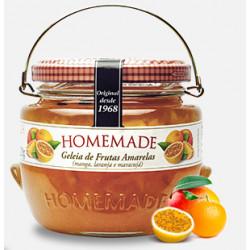 Geleia de Frutas Amarelas Premium 320g Homemade