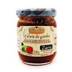 Geleia de Goiaba Zero 200g Reserva de Minas
