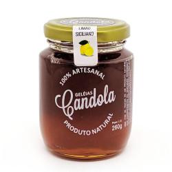 Geléia Artesanal de Limão Siciliano 260g Candola