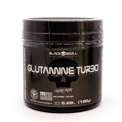 Glutamine Turbo 150g Black Skull