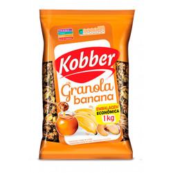 Granola Banana 1Kg Kobber