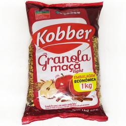 Granola Maçã Light 1Kg Kobber