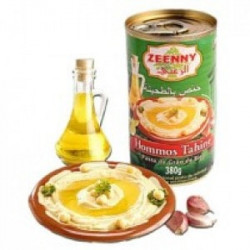 Hommos Tahine 380g Zenny