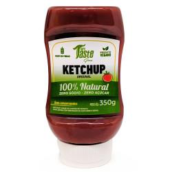 Ketchup Green Vegan Zero 350g Mrs Taste