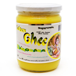 Manteiga Ghee Luxo Vidro 480g Damodara