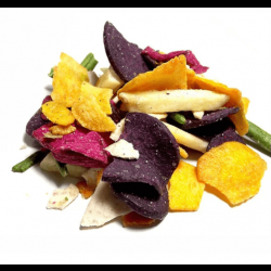 Mix de Vegetais Chips Granel