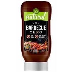 Molho Barbecue Zero Sódio 420g SS Natural
