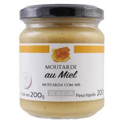 Mostarda com Mel 200g Beaufor