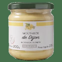 Mostarda de Dijon 200g Beaufor