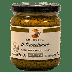 Mostarda Ancienne 200g Beaufor