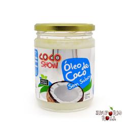 Óleo De Coco Sem Sabor 500ml Coco Show