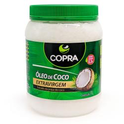 Óleo de Coco Extravirgem 1L Copra