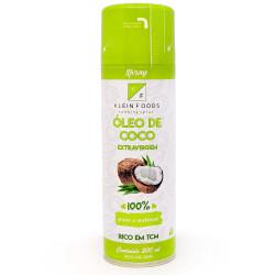 Óleo de Coco Extravirgem Em Spray 200ml Klein Foods