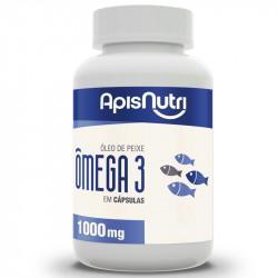 Cápsulas de Ômega 3 120 de 1000mg Apisnutri