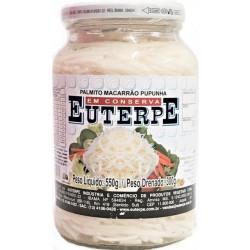 Palmito Pupunha Espaguete 300g Euterpe