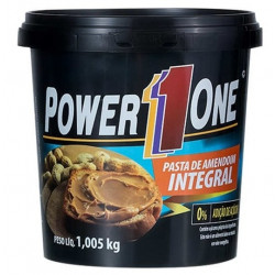 Pasta de Amendoim Integral 1Kg Power One