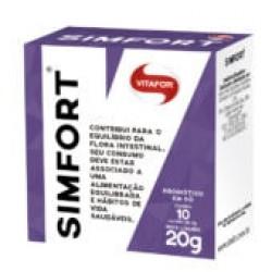 Probiótico 10X20g Simfort Vitafor